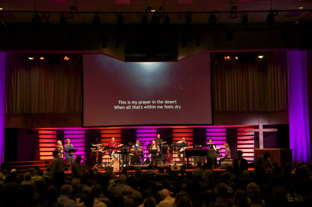 Getwell Road United Methodist Expands Reach With Chauvet