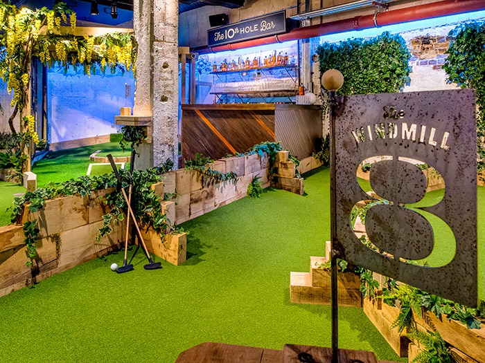Martin Audio CDD Is A Hole-in-one At London's Unique