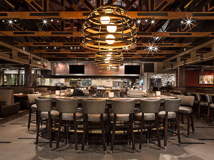 Bose Installed At J Alexander S Restaurant Mondo Dr
