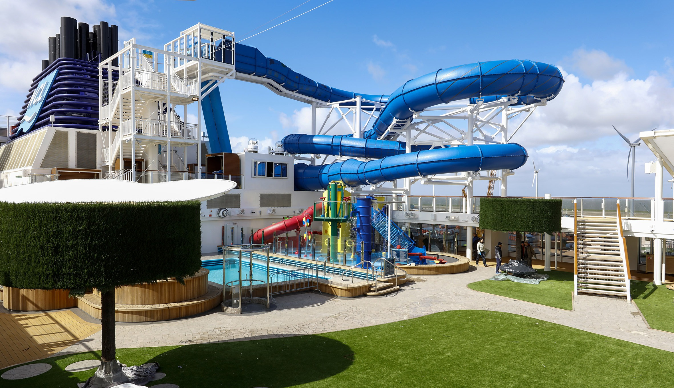 ETC Embarks on a Voyage with Norwegian Cruise Line - mondo*dr
