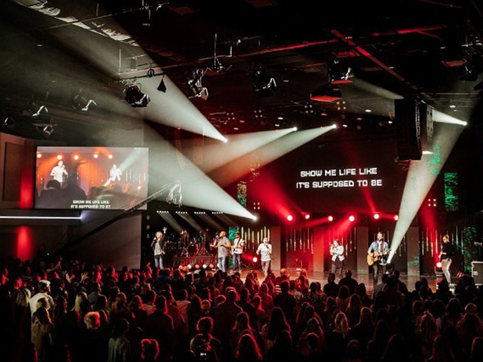 L-Acoustics Delivers Solutions for All of Action Church's