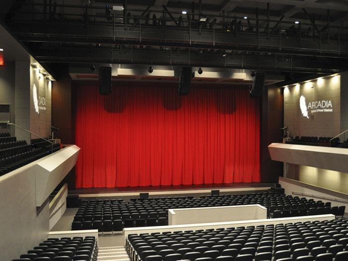 bose auditorium speakers