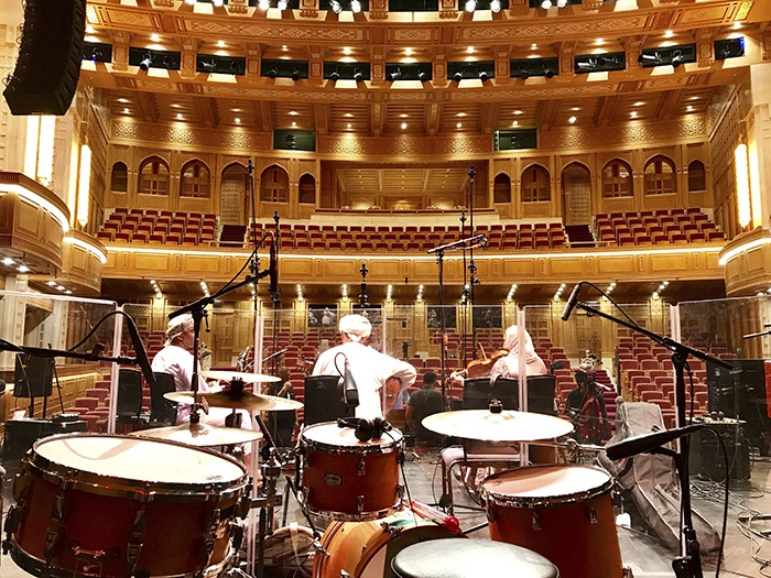 Sennheiser and Royal Opera House Muscat Host Seminars On 3D