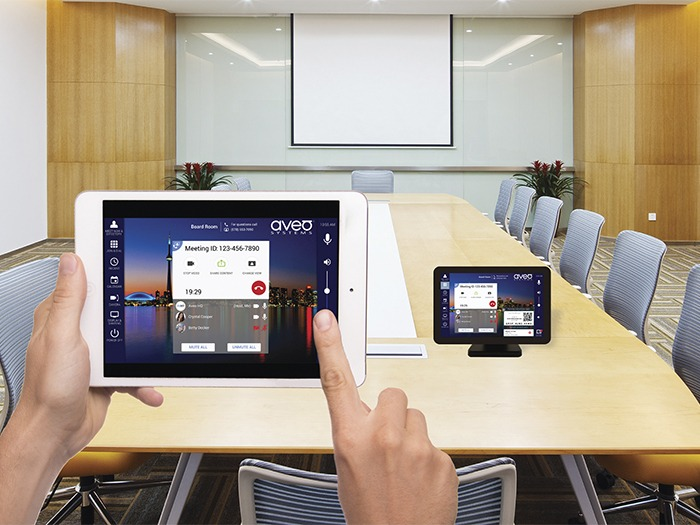 Aveo Systems Introduces Mira Connect Me For Touchless Av Control Mondo Dr